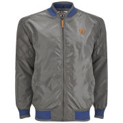 Soul Star Men's Jefferz Jacket - Grey