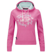Tokyo Laundry Women's Lilly Hoody - Shocking Pink