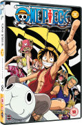 One Piece Box-Set 8 (Episoden 183 - 205)