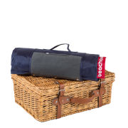 Beachbum Picnic Rug - Navy