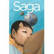 Saga Deluxe Edition Volume 1 Hardback