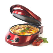 Giles & Posner 6 In 1 Cooking Machine - Red