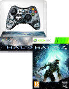 Halo 4 Bundle: Includes Halo 4 Xbox 360 Wireless Controller