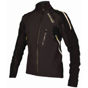 Endura Equipe Exo Softshell Jacket - Black