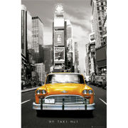 New York Taxi No 1 - Maxi Poster - 61 x 91.5cm