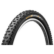 Continental Mountain King 2.4 RS Clincher MTB Tyre - Black