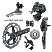 Campagnolo Super Record RS TI 2x11 Groupset - 53/39