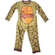 Teenage Mutant Ninja Turtles Kids' Pyjamas - Mikey - Black