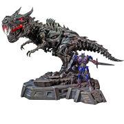 Prime1 Studios Transformers Grimlock Optimus Prime Version Master Line Statue