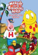 Maggie And The Ferocious Beast - The Jelly Bean Express