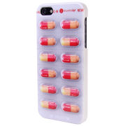 Pill Case Cover for iPhone 5