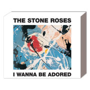 The Stone Roses Adored - 50 x 40cm Canvas