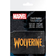 Marvel Extreme Wolverine - Card Holder - 10 x 7cm