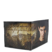 Twilight New Moon Never Go Away Vinyl Wallet