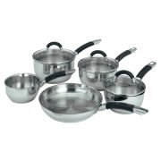 Ready Steady Cook - 5 Piece Bistro Pan Set