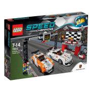 LEGO Speed Champions: Porsche 911 GT Ziellinie (75912)