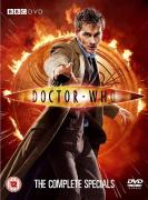 Doctor Who Complete Specials Box Set