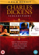 Charles Dickens Collection: Great Expectations / Oliver Twist / Nicholas Nickleby / A Christmas Carol
