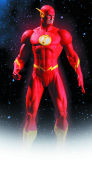 DC Comics New 52 Flash Action Figure (May120340)