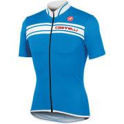 Castelli Prologo 3 Jersey - Blue/White