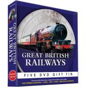 Great British Railways Gift Tin