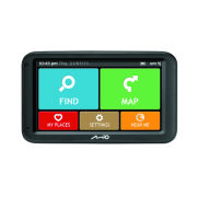 Mio Moov 410, 4.3 Inch Touch Screen Sat Nav - UK and ROI Maps