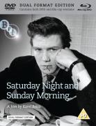 Saturday Night and Sunday Morning [Dual Format Edition]