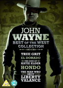 John Wayne: Best of the West Box Set