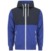 55 Soul Men's Reggie Jacket - Navy/Cobalt