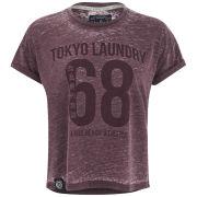 Tokyo Laundry Women's Josie T-Shirt - Bordeaux