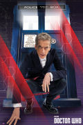 Doctor Who Crouching - Maxi Poster - 61 x 91.5cm