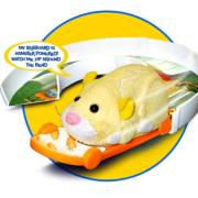 Zhu Zhu Pets Hamster Playset - Skateboard and U-Turn Tube
