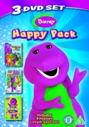 Barney - Triple Pack (Animal ABC/Top 20 Countdown/Best Of)