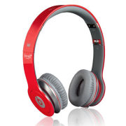 Beats by Dr. Dre: Solo HD with Control Talk Headphones from Monster - Red