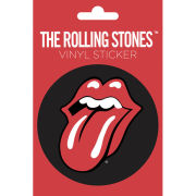 The Rolling Stones Lips - Vinyl Sticker - 10 x 15cm