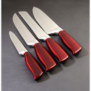 Russell Hobbs Jewel Crescent 5 Piece Knife Block