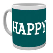 VW Camper Happy Camper Mug