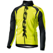 Look Men's Pro Team Long Sleeve Jersey - Black/Fluorescent Green