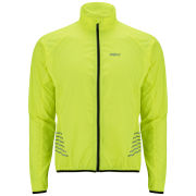 PBK Heritage Mantes Water Resistant High Vis Jacket - Yellow