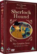 Hayao Miyazaki and Kyousuke Mikuriya's Sherlock Hound