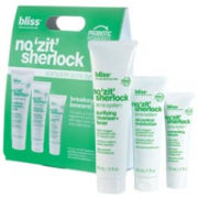 Bliss No 'Zit'-Sherlock Complete Acne System (3 Products)