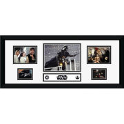 "Star Wars Storyboard - 30"""" x 12"""" Framed Photographic"
