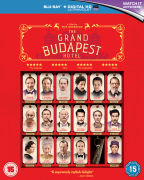 The Grand Budapest Hotel (Bevat UltraViolet Copy)