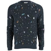 J.Lindeberg Men's Chad Rift Jellyfish Sweatshirt - Black