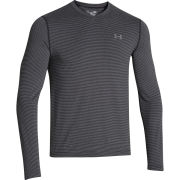 Under Armour Men's Cold Gear Infrared Long Sleeve Top - Black