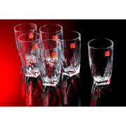 RCR Crystal Fior Di Loto Glasses - Crystal Glass