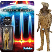 ReAction Fifth Element Ruby Rhod 3 3/4 Inch Action Figure