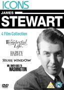 James Stewart: It's a Wonderful Life/Harvey/Rear Window/Mr. Smith Goes to Washington