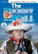 Benny Hill Annuals: 1980-1989