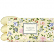 Crabtree & Evelyn Duftseifen Summer Hill (3x100gr)